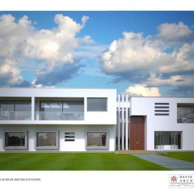 D & E House