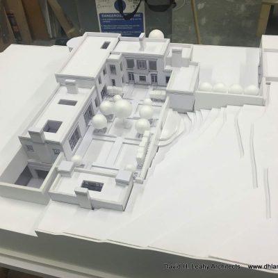 david h. leahy architect